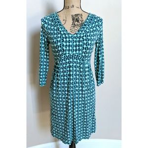 Boden Women's Everyday Tunic Dress Persian Green